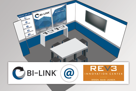 Bi-Link at Rev3 Innovation Center